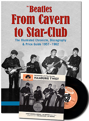 The Beatles - From Cavern to Star Club (with Bonus Vinyl EP)