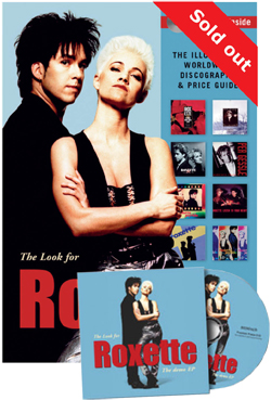 The Look For Roxette (med Bonus CD)