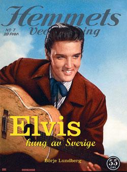 Elvis - Kung av Sverige (Mjukband)