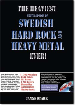 The Heaviest Encyclopedia of Swedish Hard Rock & Heavy Metal Ever! (with Bonus CD)