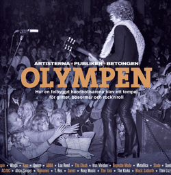 OLYMPEN – artisterna, publiken, betongen