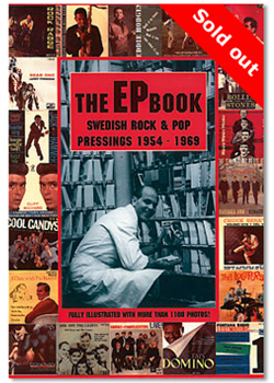 The EP-Book - Swedish Rock & Pop Pressings 1954-1969