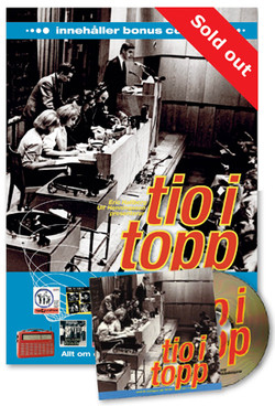Tio i Topp - med de utslagna 'På försök' 1961-1974 (med Bonus CD)