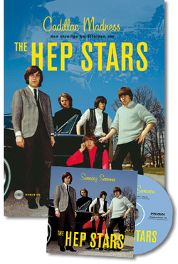 Cadillac Madness - The Hep Stars (med Bonus CD)