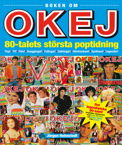 Boken om OKEJ -  Pressinfo
